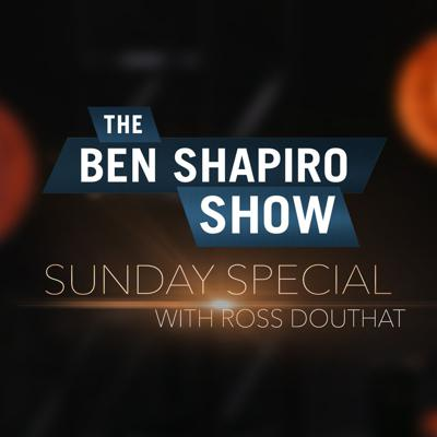 Cover art for Ross Douthat | The Ben Shapiro Show Sunday Special Ep. 94