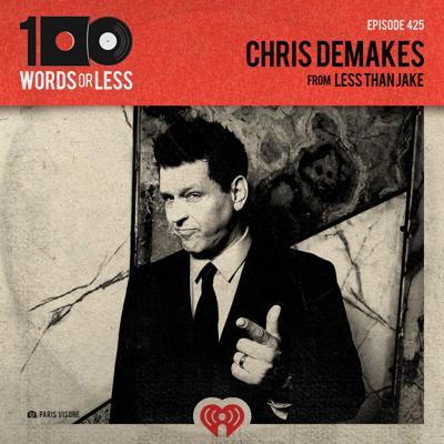 Cover art for Chris Demakes from Less Than Jake