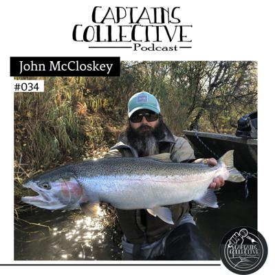 Cover art for #034 John McCloskey: Giving Instruction, Reading People, and Getting Your Face On A Beer Can