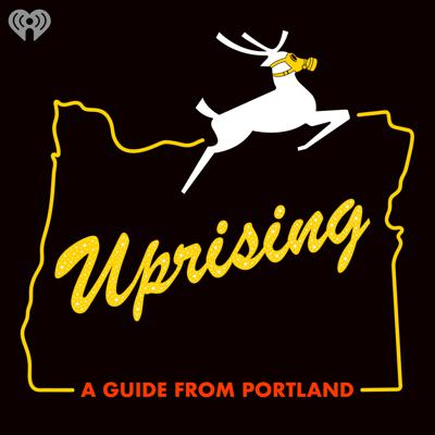 Cover art for Introducing: 'Uprising: A Guide From Portland'