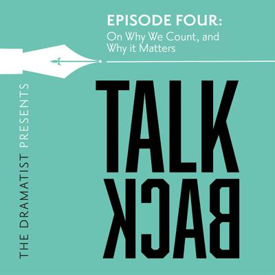 Cover art for #4 - The Numbers Don't Really Lie -  On Why We Count, and Why it Matters