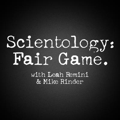 Cover art for Introducing 'Scientology: Fair Game'