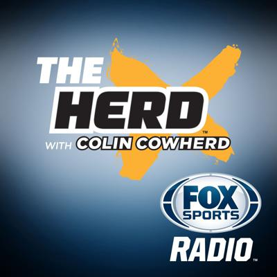 Cover art for Patriots, Browns, trade deadline, NFL stats, and the Herd hierarchy