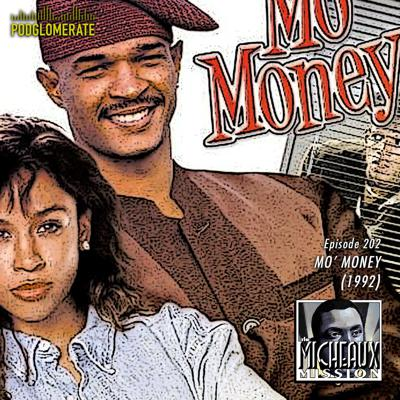 Cover art for Mo' Money (1992)