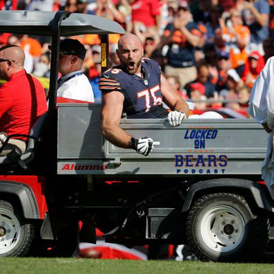 Cover art for Kyle Long battled through more than we knew