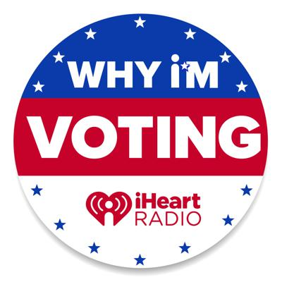 Cover art for Chuck Bryant On The Why I'm Voting Podcast
