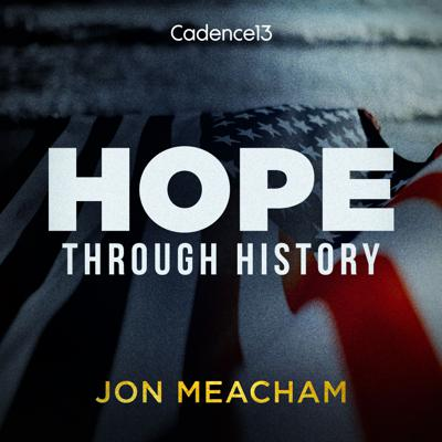 "Welcome to Hope, Through History, with Pulitzer Prize Winning and Best Selling Author and Historian, Jon Meacham and directed and produced by Cadence13, in partnership with HISTORY. HTH explores some of the most historic and trying times in American History, and how this nation dealt with these moments, the impact of these moments and how we came through these moments a unified nation. Season One takes a look at critical moments around the 1918 Flu Pandemic, the Great Depression, World War II, the polio epidemic and the Cuban Missile Crisis. These stories of crisis—the term originates in the writings of Hippocrates, as a moment in the course of a disease where a patient either lives or dies—are rich, and in our own 2020 hour of pandemic and slow-motion but indisputably real panic, there's utility in re-engaging with the stories of how leaders and citizens have reacted amid tension and tumult. The vicissitudes of history always challenge us in new and often-confounding ways; that's in the nature of things. Still, as Winston Churchill once remarked, ""The future is unknowable, but the past should give us hope""—the hope that human ingenuity, reason, and character can combine to save us from the abyss and keep us on a path, in another phrase of Churchill's, to broad, sun-lit uplands."