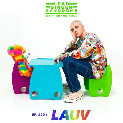 Cover art for Lauv