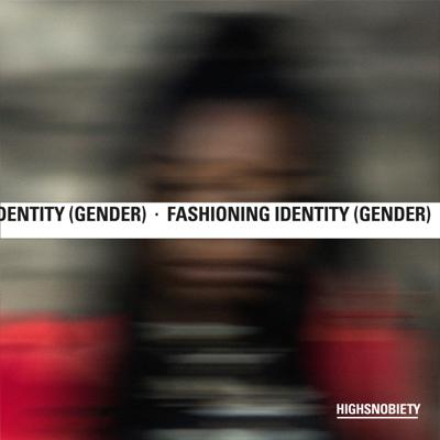 Cover art for Fashioning Identity: Gender