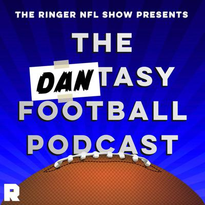 Cover art for The Zero RB Draft Strategy | The Dantasy Football Podcast