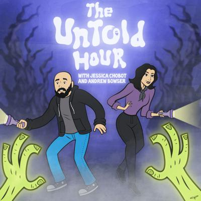 Join Jessica Chobot and Andrew Bowser each week as they dive into the world of the paranormal, weird, and all around spoOoOky!