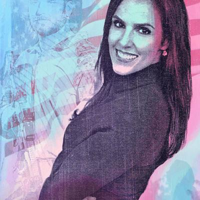 Cover art for Taya Kyle: NY Times Best Selling Author, Widow of Chris Kyle, Executive Director of Chris Kyle Frog Foundation