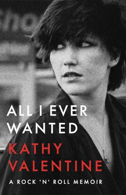 Cover art for Kathy Valentine of the Go-Go's