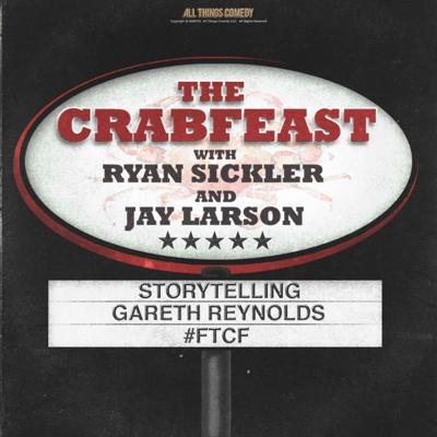 Cover art for The CrabFeast 343: Gareth Reynolds