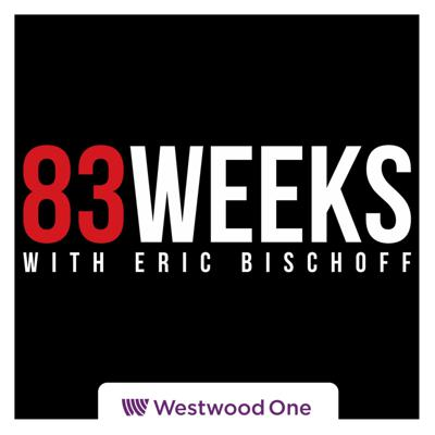 """Since 1984 every wrestling promoter has tried to beat Vince McMahon and the World Wrestling Federation unsuccessfully… except one, Eric Bischoff. From a """"C-Team Announcer"""" to the President of WCW, Eric did it all! The nWo, Monday Night Nitro, and most importantly beating Vince not once, but 83 times in a row! Hear all about it on 83 Weeks with Eric Bischoff and Conrad Thompson!"""