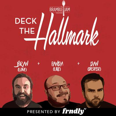 Join Bran, Panda, and Dan as they attempt to watch and review Hallmark movies. Just 3 dudes…watching Hallmark. What could go wrong? Instagram: @hallmarkpodcast Twitter: @hallmarkpodcast Facebook: Deck The Hallmark Podcast