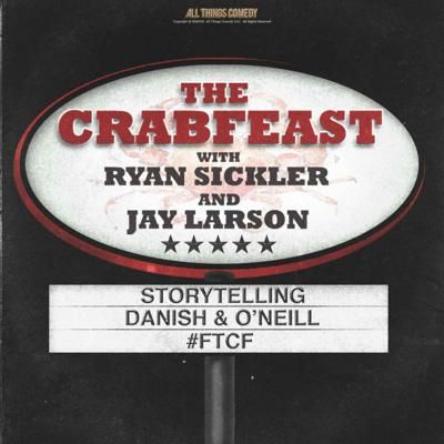 Cover art for The CrabFeast 339: Danish & O'Neill