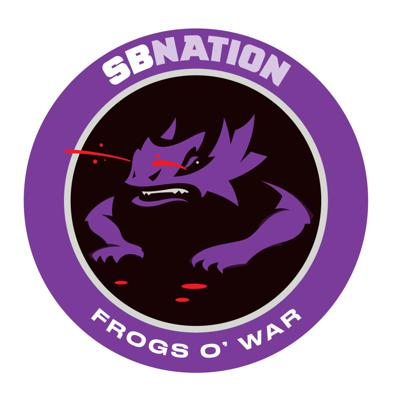 Frogs O' War: for TCU Horned Frogs fans