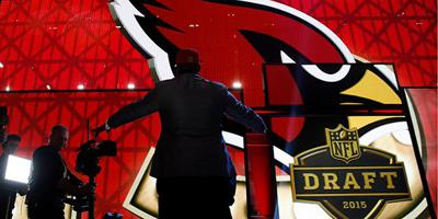 Cover art for Locked On NFL Draft - 5/28/2020 - Arizona Cardinals 2020 NFL Draft Recap (With Alex Clancy)