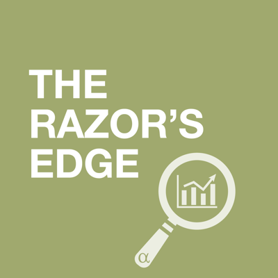 Cover art for The Razor's Edge #12 Part 2: Where Does The Market Go?