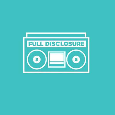 Cover art for Full Disclosure with Roben Farzad: Tuning Out the Bull