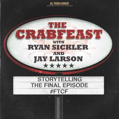 Cover art for The CrabFeast 347: The Final Episode