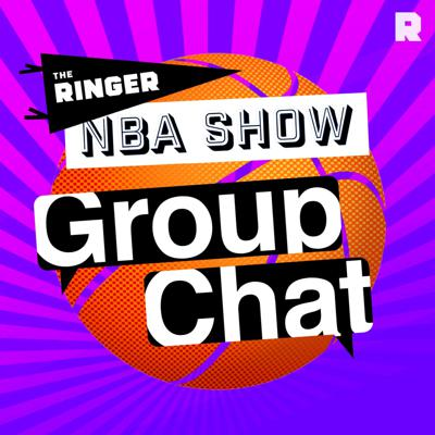 Cover art for Lakers Earn NBA Finals Game 4 Win Over Heat | Group Chat