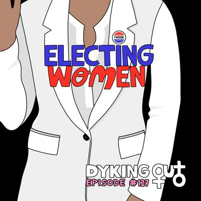 Cover art for Electing Women w/ Jess McIntosh - Ep. 127