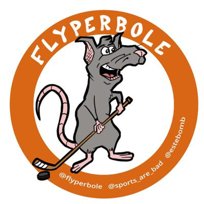 Cover art for Flyperbole Under Quarantine - The All-Time Flyers Playoff Team