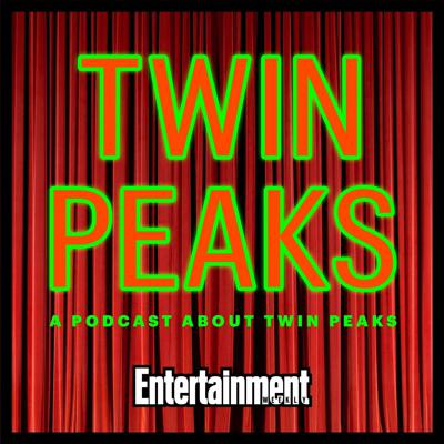 Cover art for Twin Peaks: The Podcast Return
