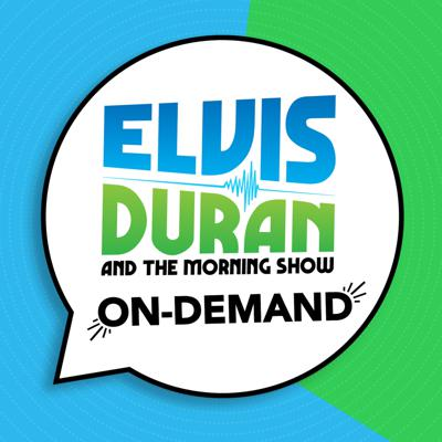 From our First Caller of the Day to Danielle's last Entertainment Report, listen to the entirety of each day's Elvis Duran and the Morning Show from start to finish without having to set your alarm!