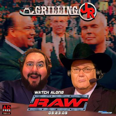 Cover art for Episode 57: RAW 05.23.05 WATCH ALONG