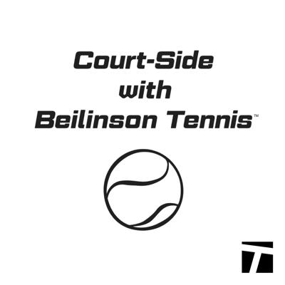 Cover art for Podcast with Professional Tennis Coach Marc Lucero