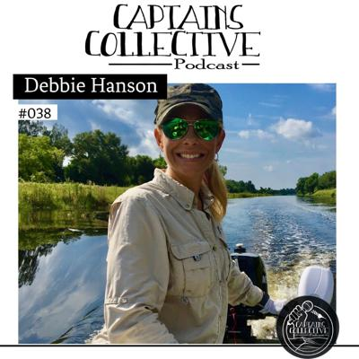 Cover art for #038 Debbie Hanson: Being Prepared, Putting the Puzzle Pieces Together, and Guiding for Peacock Bass