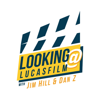 """Cover art for Looking at Lucasfilm Episode 42: Looking back at """"The Empire Strikes Back"""""""