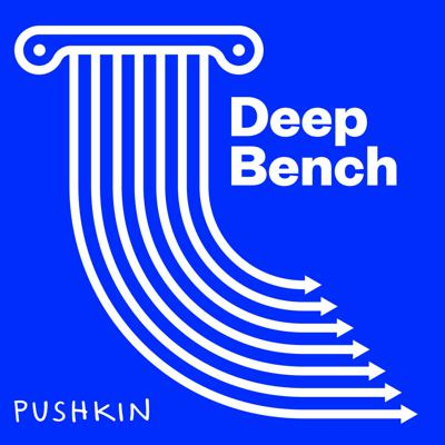 Cover art for Deep Bench: Donald Trump's