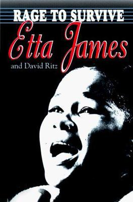 Cover art for Rage to Survive: The Etta James Story