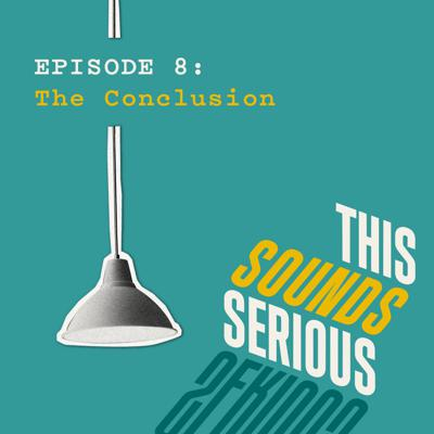 Cover art for 8: The Conclusion