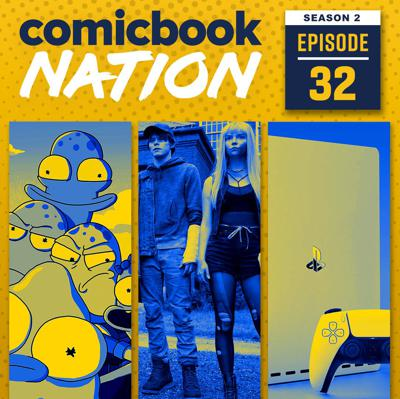 Cover art for New Mutants Release Date & Solar Opposites Review - Episode 02x32