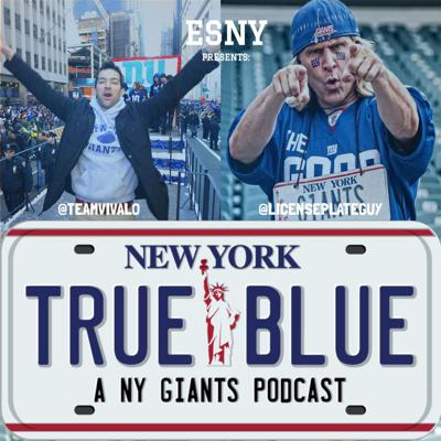 The Truest Bluest Giants Content on the PLANET, brought to you by Mike Vivalo (@teamvivalo) and Joe Ruback (@licenseplateguy).