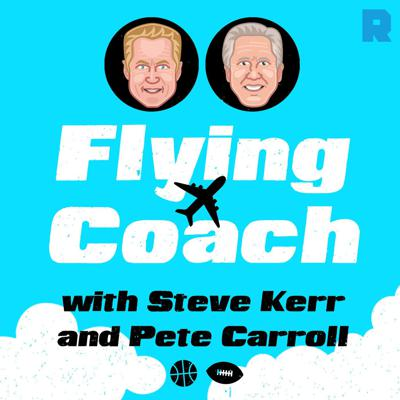 Steve Kerr and Pete Carroll discuss their respective coaching and leadership experiences, how they run their teams, where the NBA and NFL overlap and differ, and the formative influences in their careers.