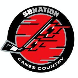 Cover art for Canes Country Podcast: Expectations for Brady Skjei and Vincent Trocheck, Hurricanes Training Camp News, and Season Predictions