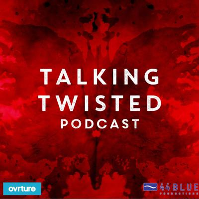 Cover art for Talking Twisted: 'Murder is a Filthy Business'