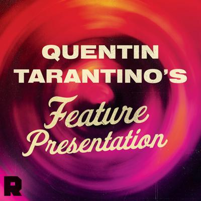 Cover art for Introducing 'Quentin Tarantino's Feature Presentation'