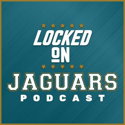 Tony Wiggins hosts Locked On Jaguars, a daily podcast covering all news, rumors, and analysis regarding the Jacksonville Jaguars. Subscribe on all podcast streaming platforms and never miss an episode!