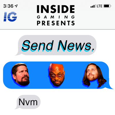 Cover art for PS5 Load Times Won't Be A Game-Changer - Inside Gaming Presents: Send News #16