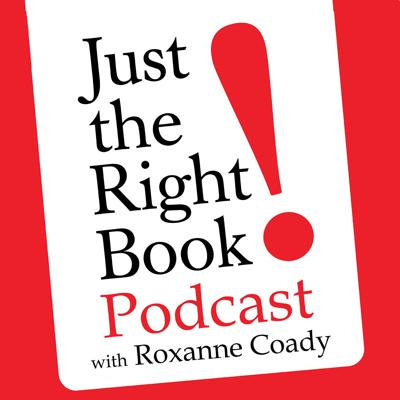 Just the Right Book is a podcast hosted by Roxanne Coady, owner of famous independent bookstore R.J. Julia Booksellers in Madison, CT, that will help you discover new and note-worthy books in all genres, give you unique insights into your favorite authors, and bring you up to date with what's happening in the literary world.