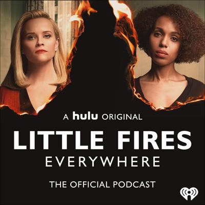 Little Fires Everywhere – The Official Podcastis a companion piece to Hulu's Original Series - Little Fires Everywhere, starring Reese Witherspoon and Kerry Washington.Hosted by Liz Tigelaar, Show Runner, Executive Producer, and Writer for Little Fires Everywhere; and Jamie Loftus, Comedienne, Writer and Host of the iHeartRadio Original PodcastThe Bechdel CastandMy Year in Mensa, the Podcast offers a deeper dive into the adaptation from Celeste Ng's brilliant novel; the Cast, Writers, Creatives that made it happen, and the many poignant topics explored by this powerful series.