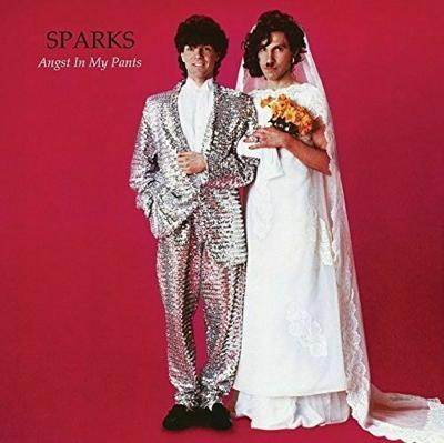Cover art for Love That Album Podcast Episode 135 - Sparks