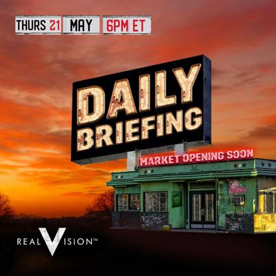 Cover art for Daily Briefing - May 21, 2020